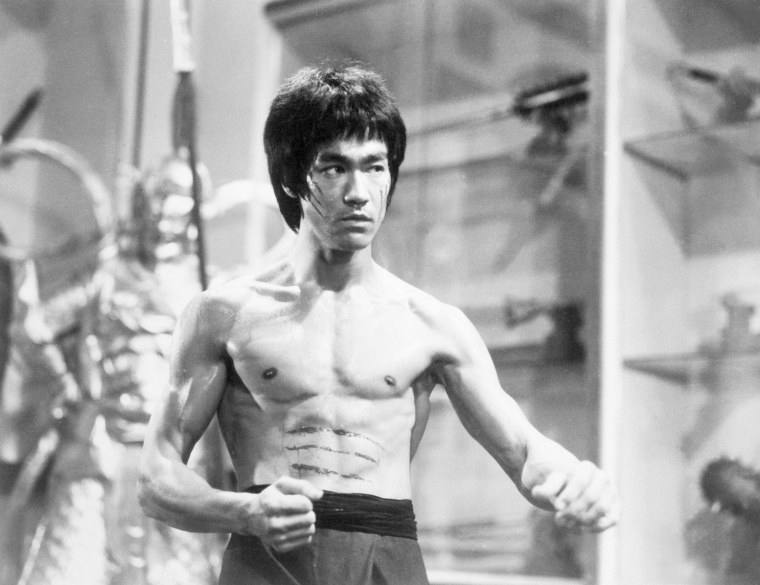 Image: Bruce Lee in Enter the Dragon