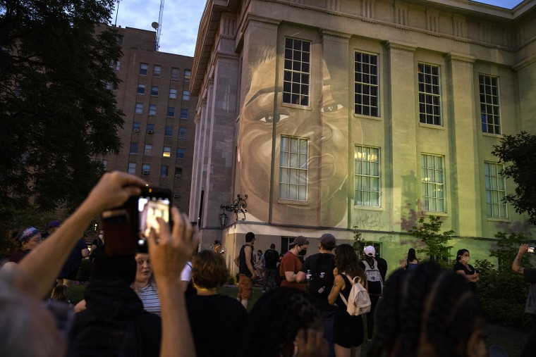 Image: Protests Continue In Louisville Over Police Killings Of African Americans