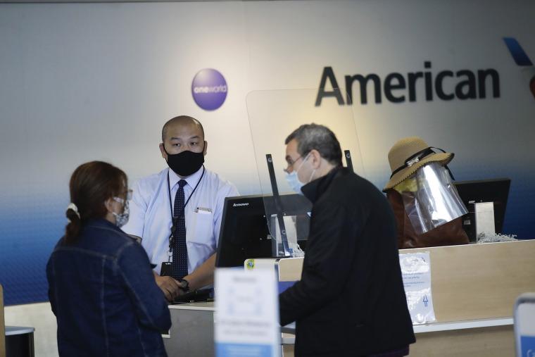Image: Airport termin al