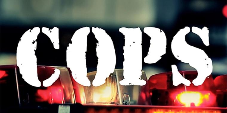 """Cops"" reality TV show logo"