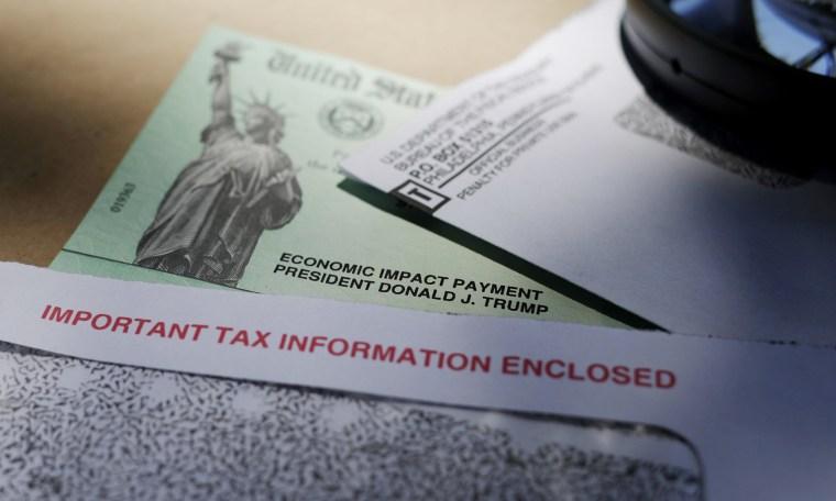 Image: Stimulus check