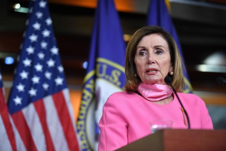Image: Nancy Pelosi, US-POLITICS-CONGRESS-PELOSI