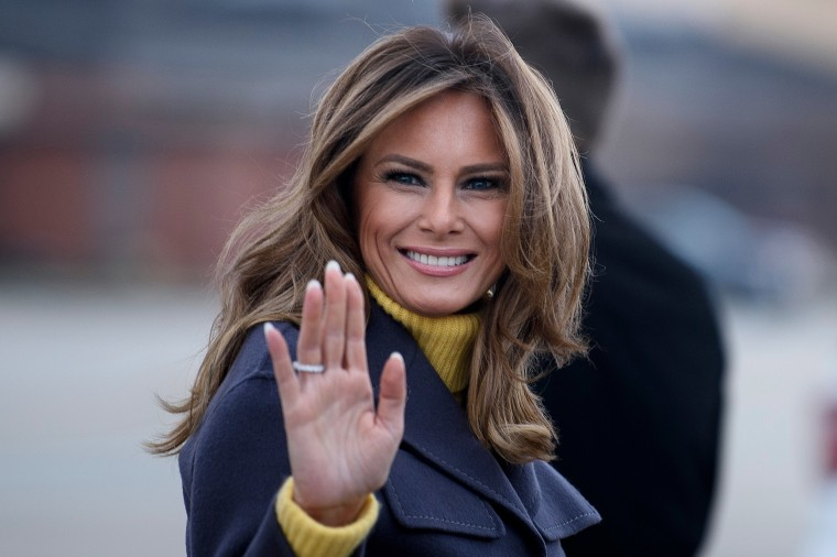 Melania Trump used newfound leverage to redo prenup after ...