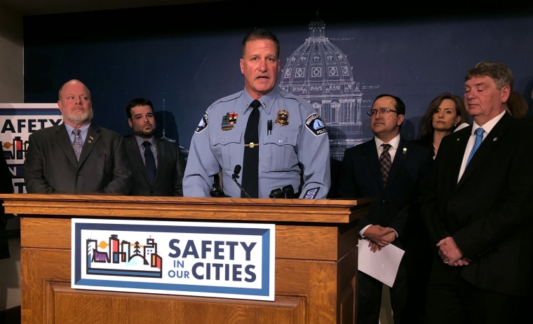 Minneapolis Police Union Boss Is A Villain But Racist Violence Is Bigger Than Bob Kroll