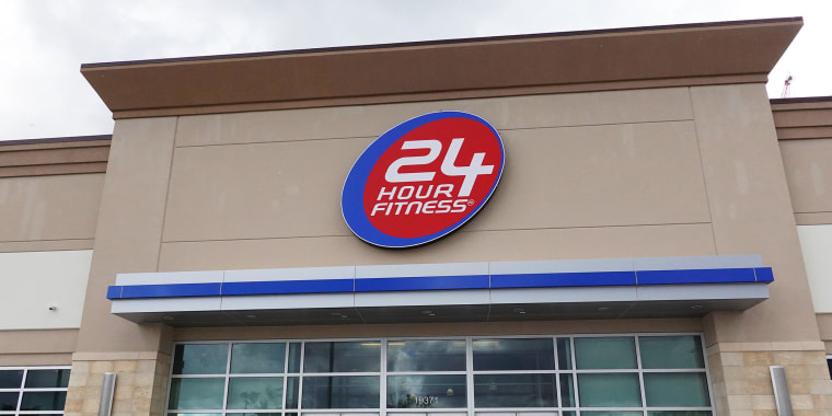 Gym Chain 24 Hour Fitness Files For Bankruptcy During COVID-19 Pandemic