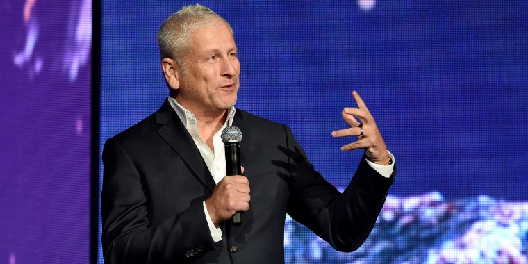 Louie Giglio speaks onstage at the 4th Annual KLOVE Fan Awards at Grand Ole Opry House on June 5, 2016 in Nashville, Tennessee.