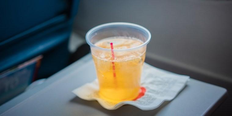 airline beverage