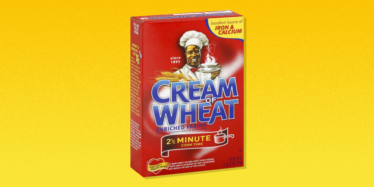 """""""While research indicates the image may be based upon an actual Chicago chef named Frank White, it reminds some consumers of earlier depictions they find offensive,"""" B&G Foods said in a statement."""