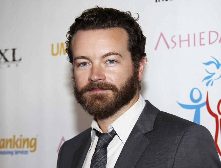 Image: Danny Masterson arrives at the Youth for Human Rights International Celebrity Benefit in Los Angeles
