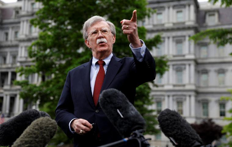 Image: John Bolton