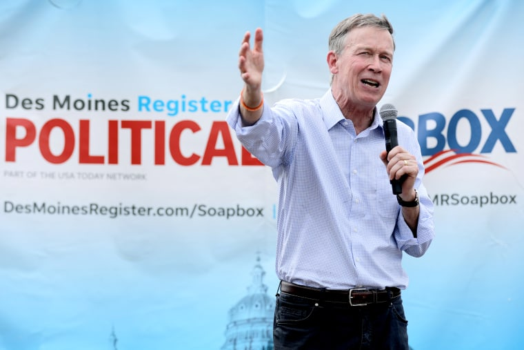 Image: Presidential Candidates Hit The Soapbox At The Iowa State Fair