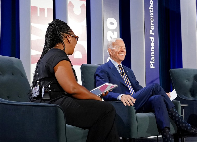 Planned Parenthood Action Fund endorses Biden