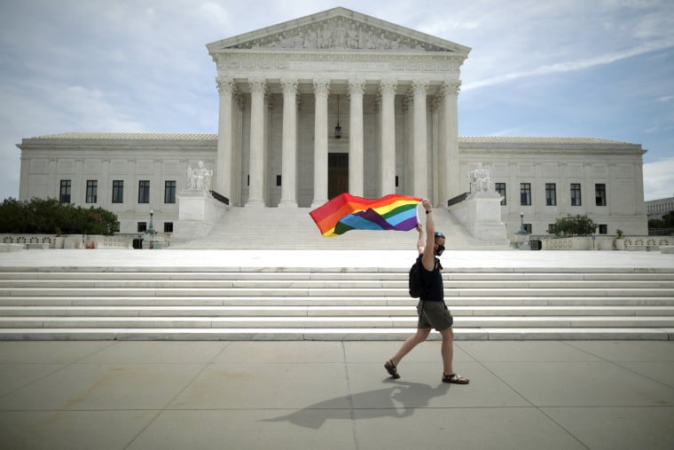 Image: Supreme Court Issues Orders And Releases Opinions
