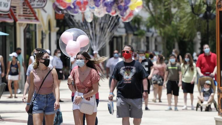 Image: Florida coronavirus
