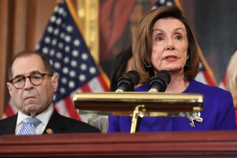 Image: Jerry Nadler, Nancy Pelosi