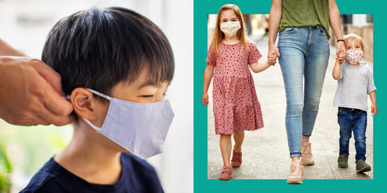 Face masks for kids and how to buy them, according to experts