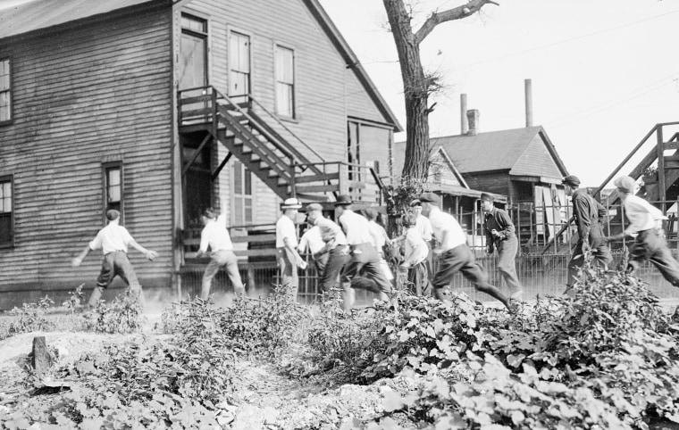 Насилие во время Чикагских гонок 1919 года