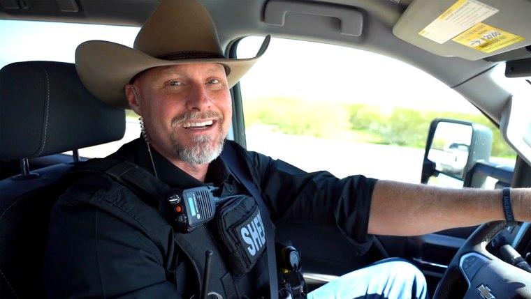 Image: Pinal County Sheriff Mark Lamb