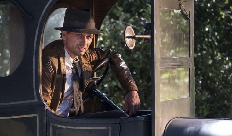 "Matthew Rhys in ""Perry Mason"" on HBO"