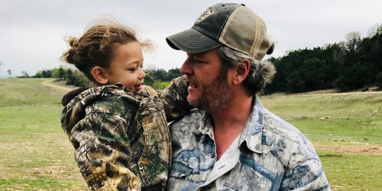 Gwen Stefani wishes father-figure Blake Shelton a happy Father's Day and thanks him for his role in her sons' lives.