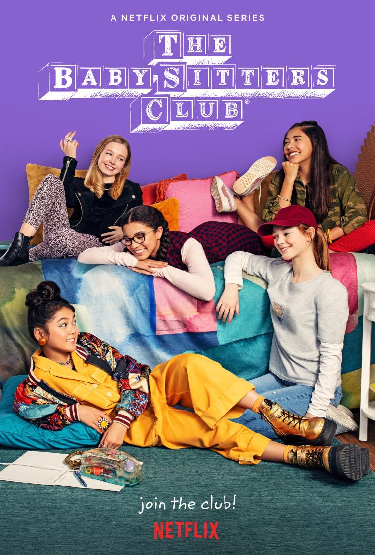 the baby-sitters club netflix, <b> Netflix to drop series adaptation of &#8216;The Baby-Sitters Club&#8217;  </b>