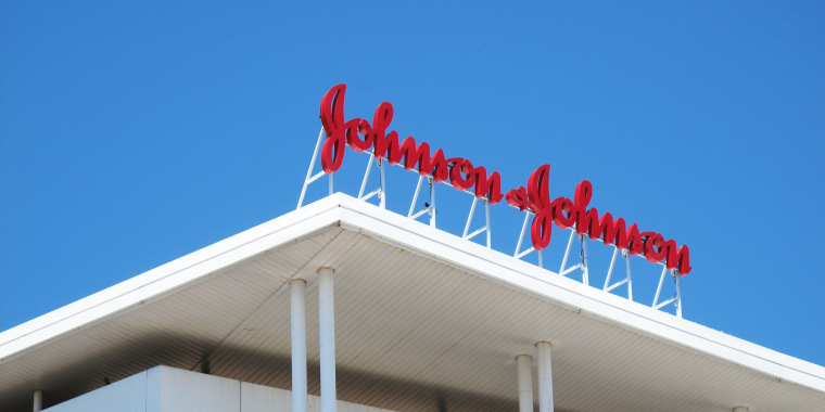 Johnson And Johnson Building in Madrid