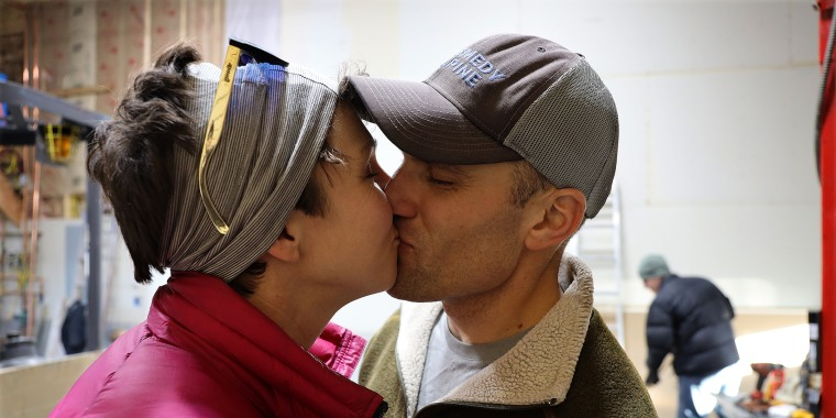 Army vet Luke Bushatz and his wife Amy managed to avoid divorce when they decided to move to Alaska in 2016.