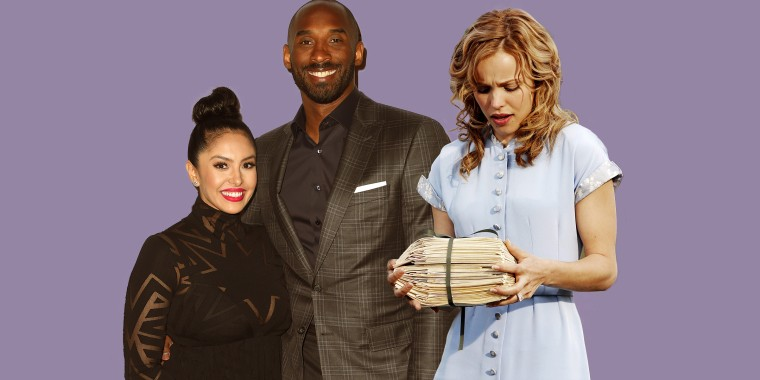 """Rachel McAdams spoke in a new interview about the time Kobe Bryant told her he bought the blue """"Notebook"""" dress for his wife, Vanessa."""