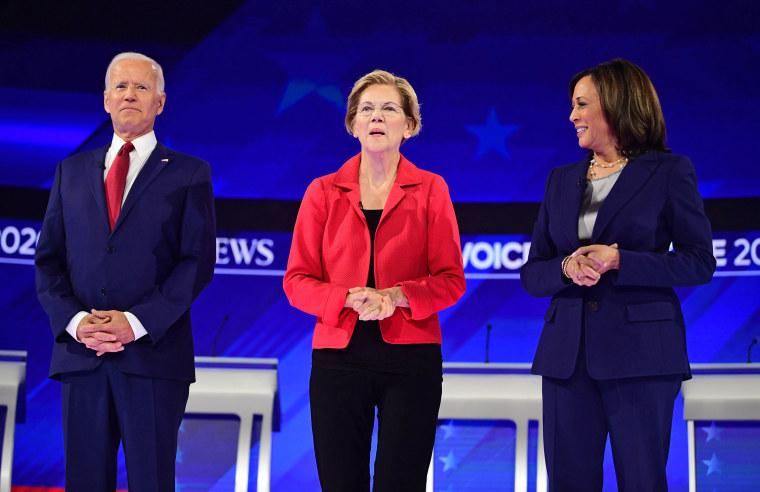 Image: US-VOTE-2020-DEMOCRATS-DEBATE-POLITICS