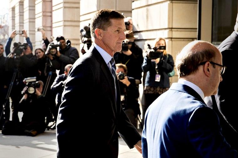 Michael Flynn Is Charged As Mueller Intensifies Russia Probe