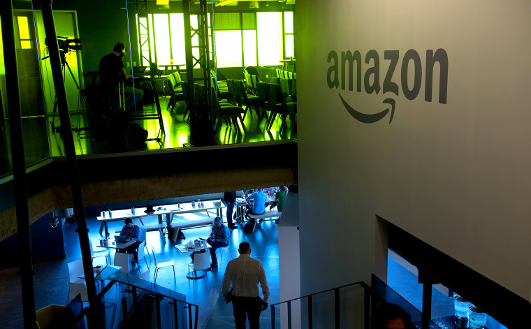 Amazon.com Inc. Holds Product Reveal Launch