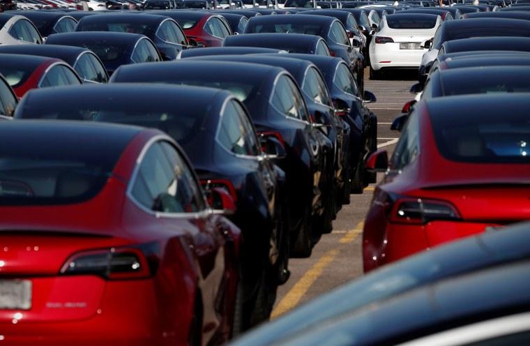 Image: Tesla auto quality