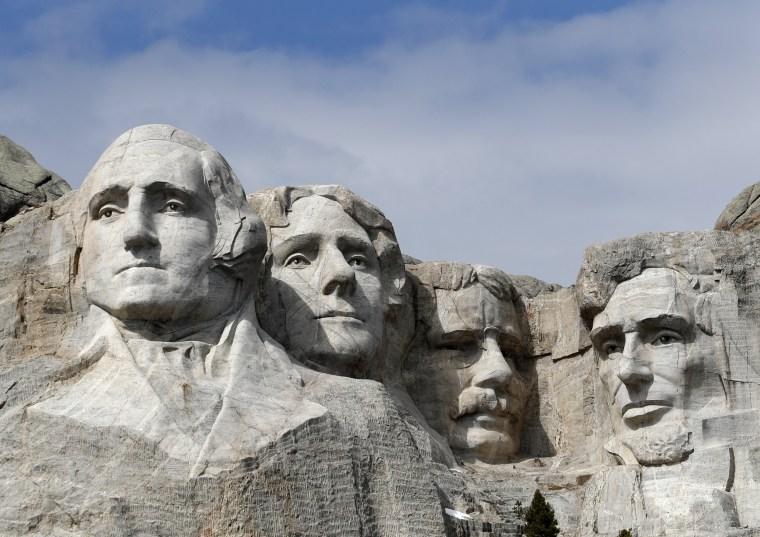 Image: Mount Rushmore