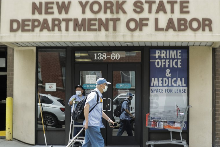 Image:  New York State Department of Labor in Queens