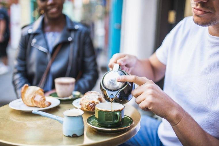 Image: British tea
