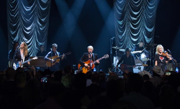 Mack, Jack & McConaughey Presents Dixie Chicks In Concert