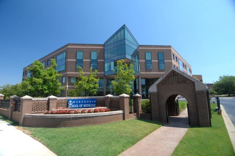 Morehouse School of Medicine in Atlanta.