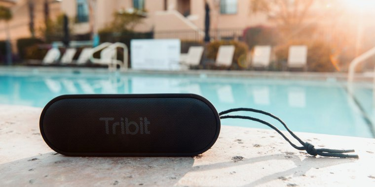 Tribit's XSound Go speaker is a solid budget option. It may not fill your entire backyard with sound, but it will sound great and cost you significantly less than the competition.