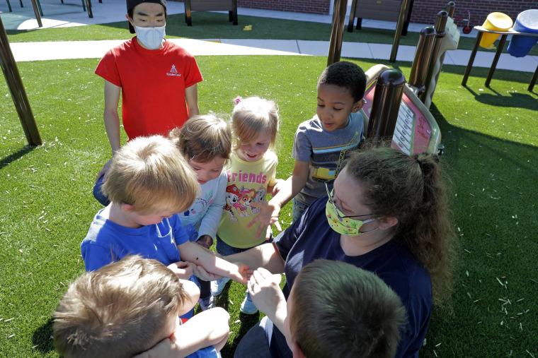 Image: Frederickson KinderCare daycare center