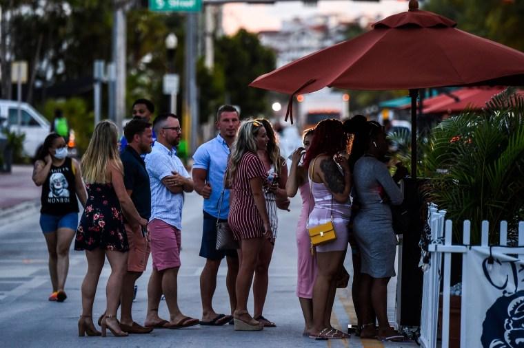 Image: Ocean Drive in Miami Beach