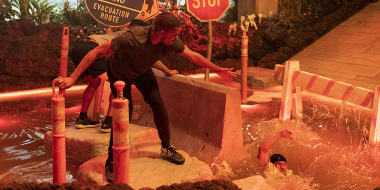 """Floor is Lava"" was Netflix's top program in the U.S. until it was unseated over the weekend."