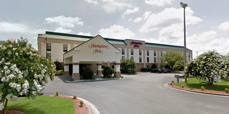 Hampton Inn in Williamston, N.C.