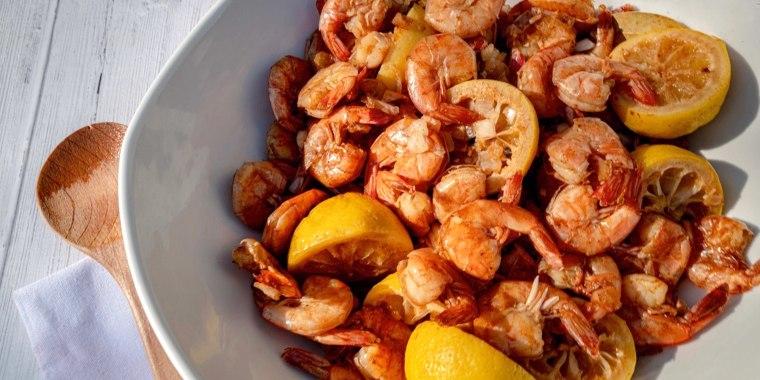 Joy Bauer's Summer Shrimp Boil