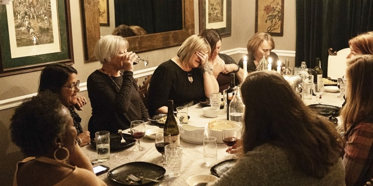 Race 2 Dinner events offer white women a space to have difficult conversations about white supremacy in the form of a dinner party.