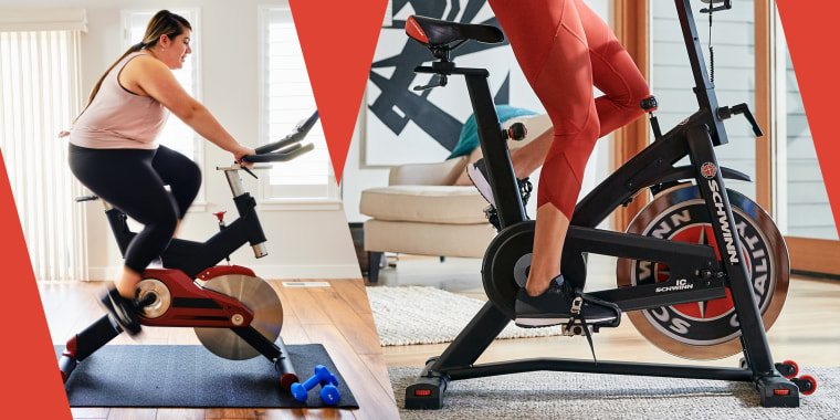 As at-home exercise is increasingly popular, we consulted personal trainers on the best exercise bikes they recommend to their clients — and why.