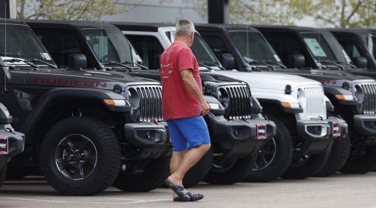 Image: 2020 Jeep Wranglers, r m