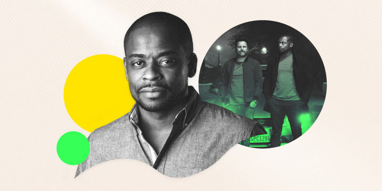"""Image: Dule Hill stars in """"Psych,"""" available on NBC's """"Peacock"""" streaming service."""