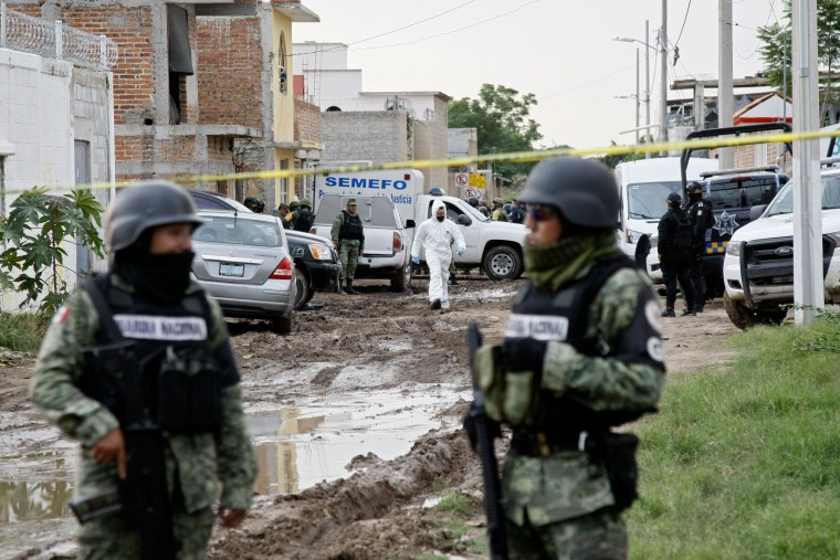 Image: MEXICO-CRIME-DRUGS-ATTACK
