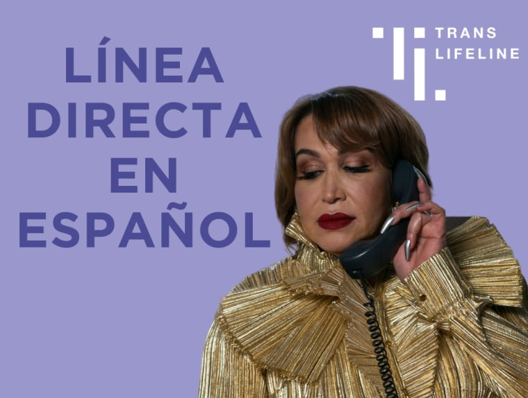 Trans Lifeline launched an all trans-staffed Spanish crisis hotline on July 1, 2020.