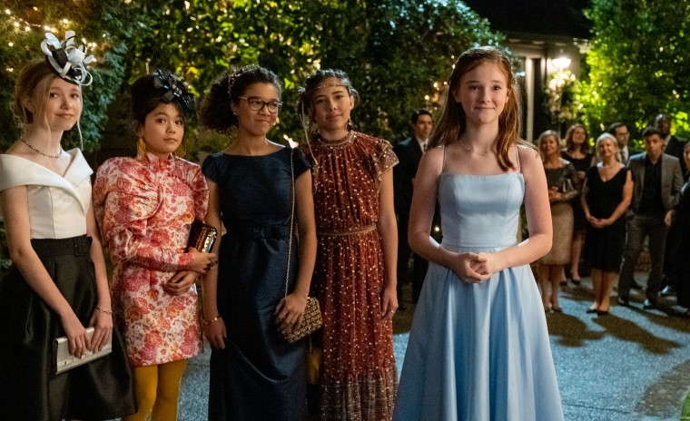 """Netflix's new series """"The Baby-Sitters Club"""" is based on the bestselling book series about middle schoolers who start their babysitting business in the town of Stoneybrook, Conn."""